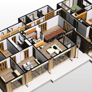 間取りと暮らしの生活(暮らし)の環境に動線の仕組みと仕掛けの丁寧さでの違い色々と・・・・間取りの中にドアや扉、人の移動概念をリンクさせた設計デザインの付加価値。