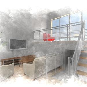 暮らしと間取りと窓と風景、環境の取り込み方と窓を通じて出入りする条件の受け入れ方をデザインする設計の工夫と周辺の状況判断を暮らし方の提案に。