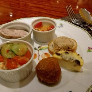 「ビストロ後藤」でディナーを ~今年の記念日の過ごし方①~