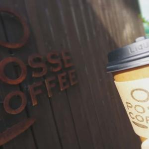 「POSSEE COFFEE」でテイクアウトを。