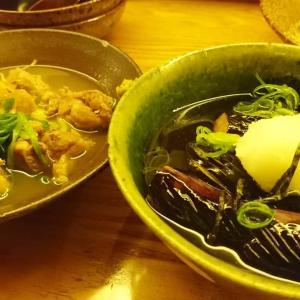 「亀蔵」さんで夕飯を。