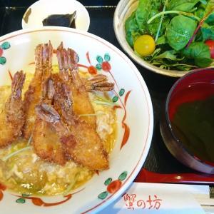 海鮮丼を求めて「越前蟹の坊」へ。