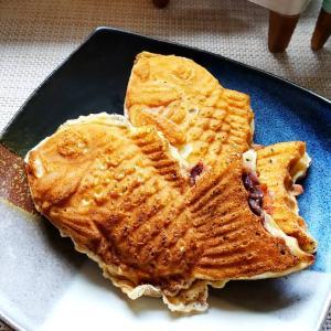 たこ焼き、鯛焼き、おにぎらず。~ ある日のお昼ごはん ~
