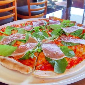 ピザとデザートでランチ  ~ CAFE Cicoccolata ~