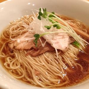 ラーメン、太麺派?細麺派? ~ 「中華そばRyo~」にて鶏そばを ~