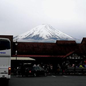 No.1986 大当たり、毎年恒例「富士山の見える山」忘年登山