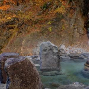 山形の秘湯 大平温泉滝見屋へ!