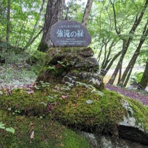 福島県中南部の湯めぐりドライブ 2(鮫川村 強滝)