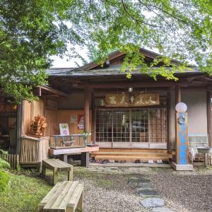 福島県中南部の湯めぐりドライブ 3(蕎麦美人)