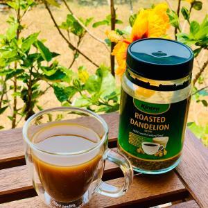 タンポポコーヒーとデトックス