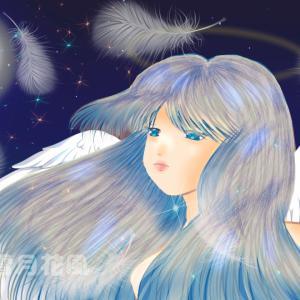 【アトリエ便り】憂いの天使ちゃん