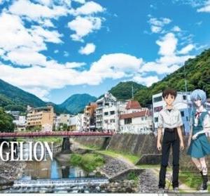 11月28日オープンの「成田アニメロード」フォトスポットにエヴァが登場