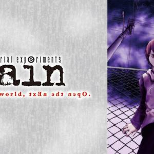 serial experiments lain GYAO!にて配信開始。
