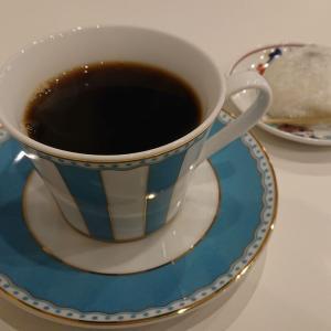 【朝市パトロール】【カフェ巡り】仙台市仙台朝市・「110 COFFEE」のブレンドコーヒー&塩豆大福でカフェする!!