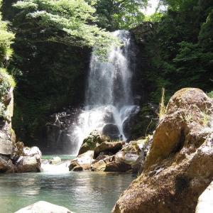 環鳥海滝巡りの旅