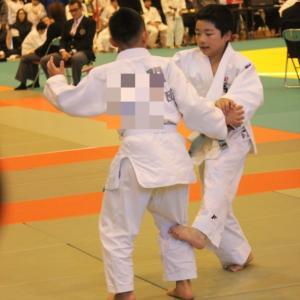 第36回青森県少年柔道選手権大会