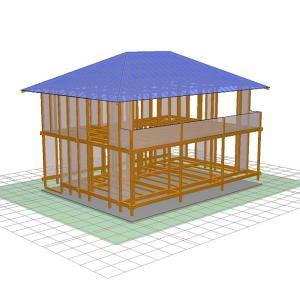 伝統的構法住宅