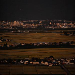 会津坂下行き通学列車