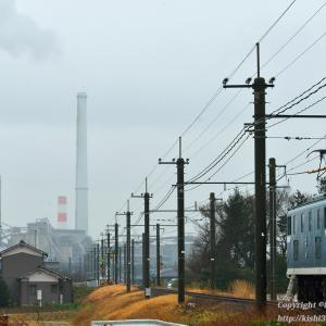 太平洋セメント熊谷工場に向かう石炭列車