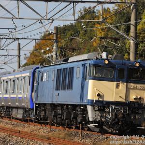E235系1000番台 F-05編成新製配給