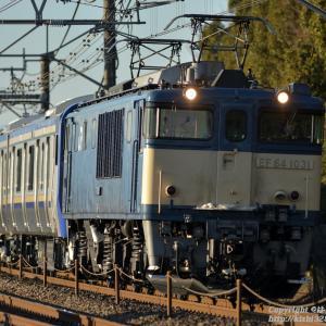 E235系1000番台 J-05編成新製配給