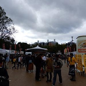 広島市内を歩き飲み食べて観る59~フードフェスタで食べることを忘れていた!w~の巻