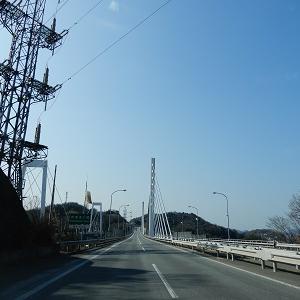大三島を歩く1~島フェチ橋フェチが何度も渡りたくなる【しまなみ海道】を歩こう!~