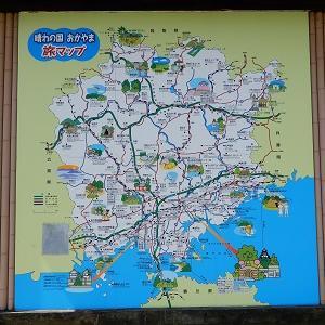 岡山県津山市を歩く1~津山市のイベントが無い日を狙って歩いて観ようw~