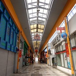 岡山県津山市を歩く8~迷子になりながら歩いて観る商店街は楽しい!~