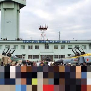 築城基地祭 F-4ファントムⅡ RF-4EとF-4EJファントム改