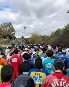 11/23   マラソン大会に参加する