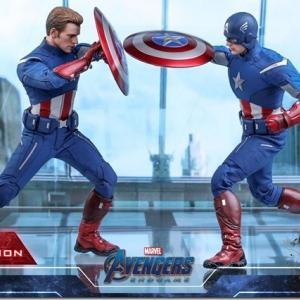 ホットトイズ アベンジャーズ/エンドゲーム キャプテン・アメリカ 2012版 情報公開 20200101