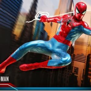 ホットトイズ マーベル スパイダーマン(スパイダーアーマー マーク4スーツ) 情報公開 20200603