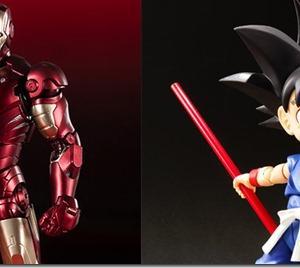 TAMASHII Features 2020 開催記念商品アイアンマンマーク3《Birth of Iron Man》 EDITION‐(アイアンマン)、孫悟空など予約開始 20200619