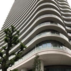 香港の方を連れてパークコート青山ザタワー