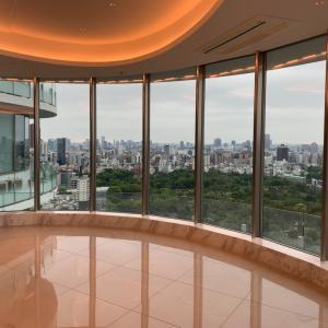 香港の方を連れてパークコート青山ザタワー(2)