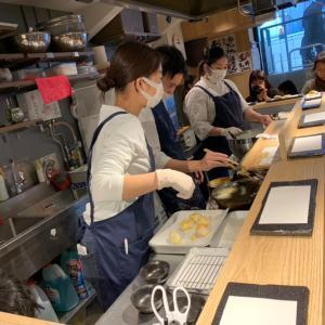 日比谷OKUROJIの天ぷら