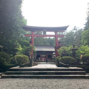 富士吉田の浅間神社