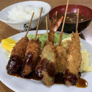 3カ月ぶりの外食⁉ 岐阜市の魚半食堂♪