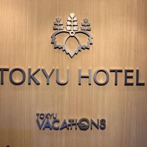 トーマスの旅⑦富士山三島東急ホテル
