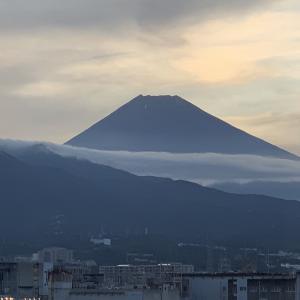 トーマスの旅⑨富士山を眺めながら