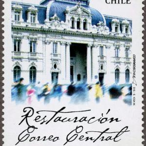チリの首都で非常事態宣言