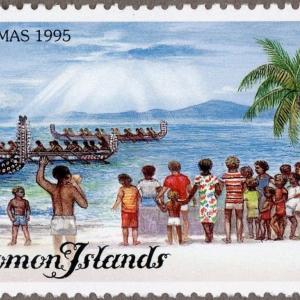 表紙の切手