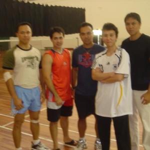 インドネシア代表コーチお疲れ様!