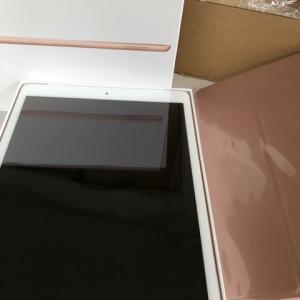 iPad到着〜。と、アルバム作りの事。