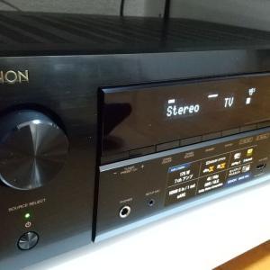 DENON AVアンプ AVR-X1600H