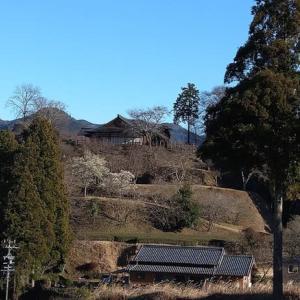 復讐の城・田峯城
