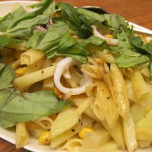 【旨魚料理】ヤリイカとジャガイモの炒め物
