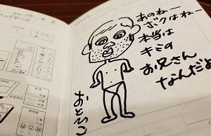 ('ω') ログ