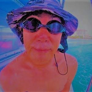 ('ω') 水温28℃